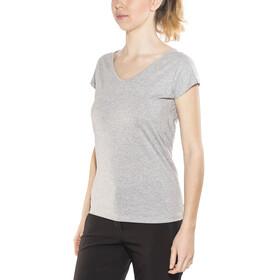 Haglöfs Camp - T-shirt manches courtes Femme - gris